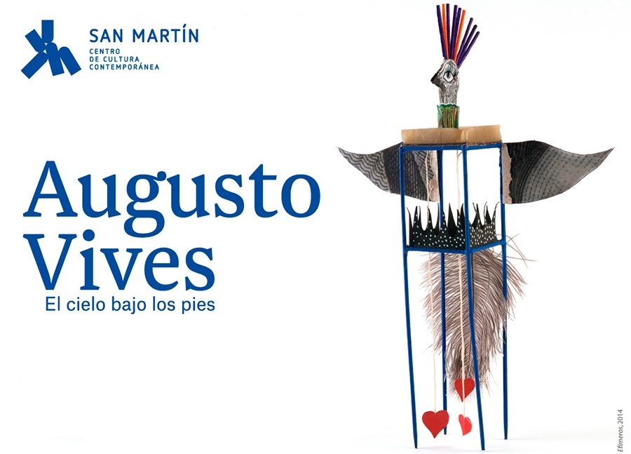 AUGUSTO VIVES<br />